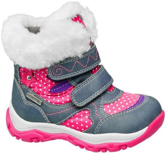 Cortina - Detská zimná obuv s TEX membránou