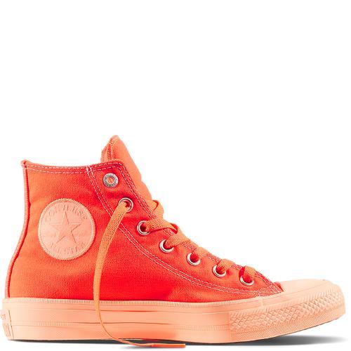 Converse oranžové členkové tenisky CTAS II Hi Hyper Orange   Sunset Glow f24e2e3b235
