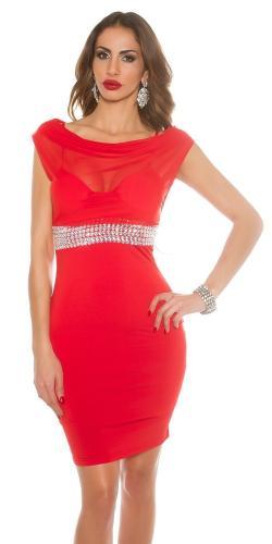 Spoločenské dámske šaty Koucla in-sat1546re ba216560f7d