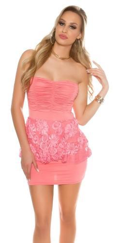 Spoločenské mini šaty Koucla in-sat1606ko