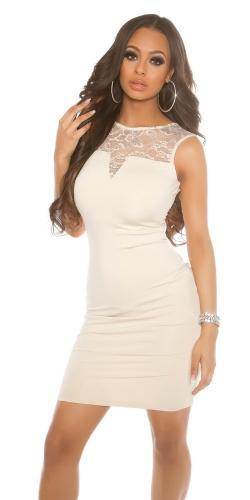 Dámske šaty s čipkou Koucla in-sat1613be b9efa87ab02