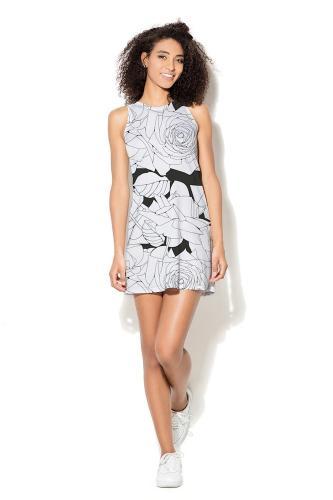 Dámske letné šaty Katrus gl-cp038wh