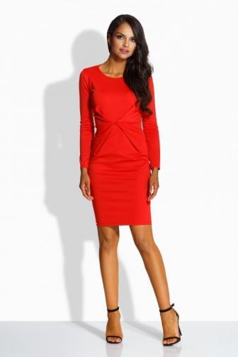 Dámske elegantné šaty Lemoniade lm-l219re