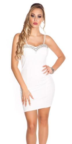 5f84623c3d8f Biele večerné šaty Koucla in-sat1016wh