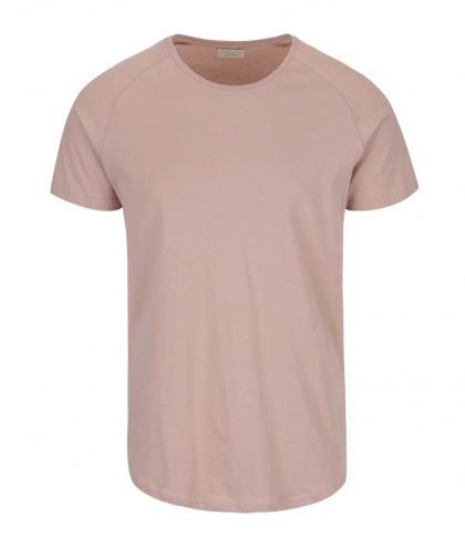 Staroružové tričko s krátkym rukávom Selected Homme Curve