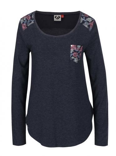 Tmavosivé dámske tričko Ragwear Ciel