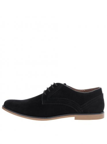 61ac717f5 Čierne poltopánky Burton Menswear London