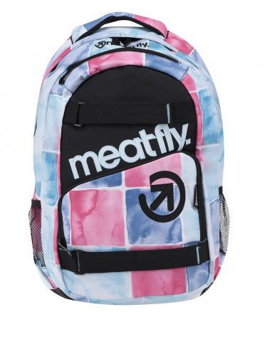 Modro-ružový dámsky batoh MEATFLY Exile 22 l