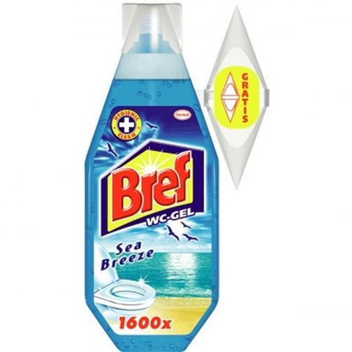 Bref Sea Breeze tekutý WC gel závěs 360 ml