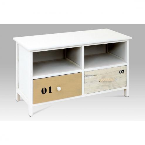 Autronic Dřevěná lavice Sofie LA703264