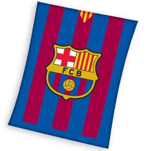 Carbotex Deka FC Barcelona 110x140 cm