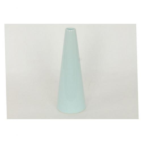 Autonic Keramická váza Pastel, světle modrá