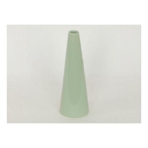 Autonic Keramická váza Pastel, zelená