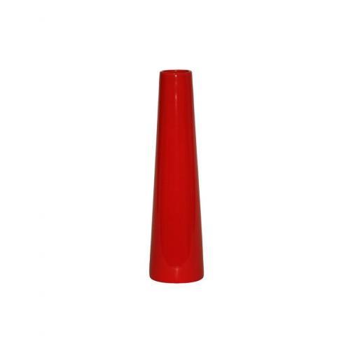 Autonic Keramická váza Spring, červená