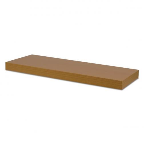 Nástěnná polička 60 cm, buk