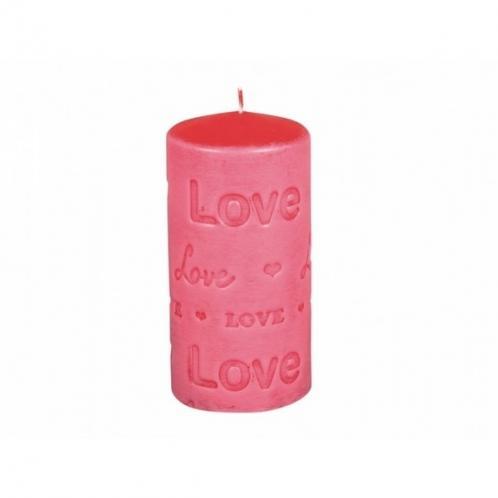 Valentýnská svíčka Love