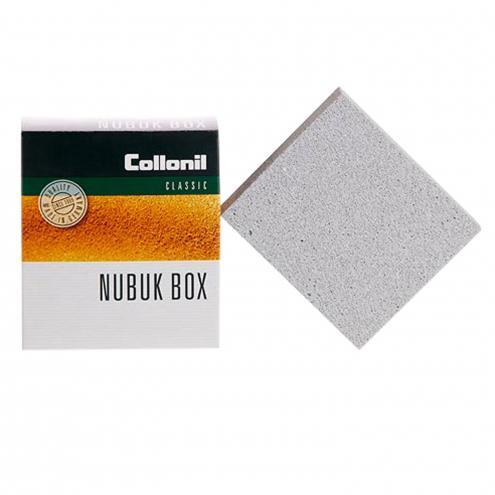 Čistící guma s krepou na semišovou a nubukovou useň