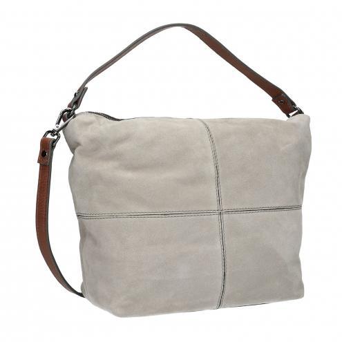 Kožená kabelka v Hobo stylu