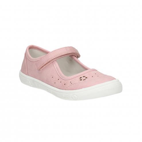 Dívčí růžová obuv
