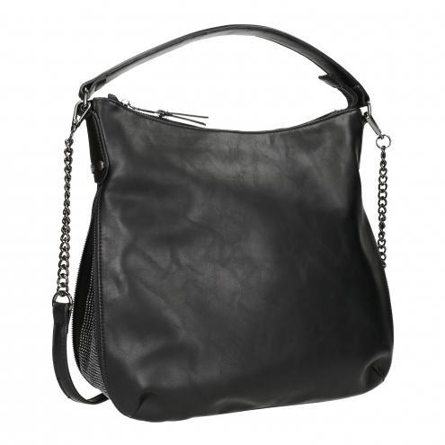 Dámská černá Hobo kabelka