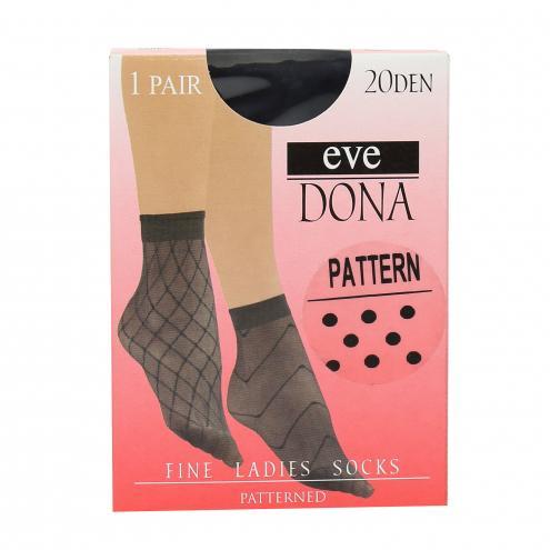 Dámské ponožky se vzorem