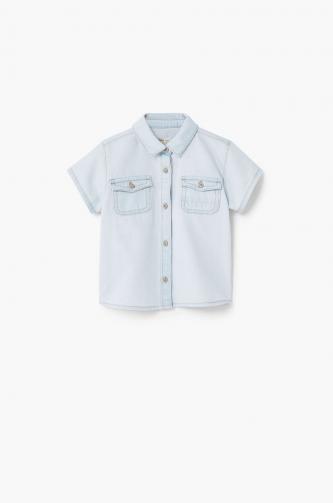 Mango Kids - Dětská košile Leo 80-98 cm