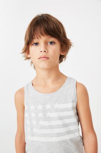 Mango Kids - Dětské tričko 104-164