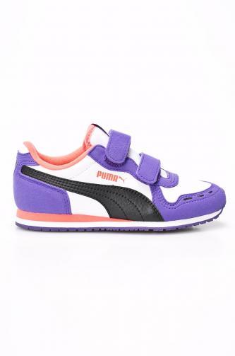 Puma - Dětské boty Cabana Racer