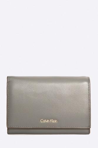 Calvin Klein Jeans - Kožená peněženka