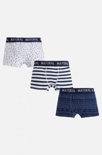 Mayoral - Dětské boxerky (3-pack)