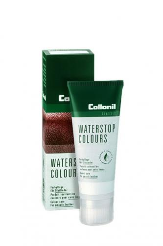 Collonil - Impregnační krém Waterstop Colours 75ml černý
