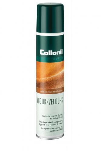 Collonil - Impregnat Nubuk+Velours Tmavě hnědý