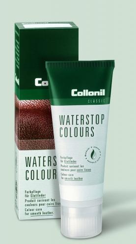 Collonil - Impregnační krém Waterstop Colours 75ml bezbarvý