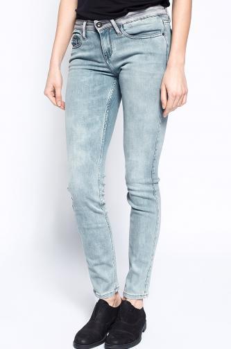 Calvin Klein Jeans - Džíny Mid Rise Skinny