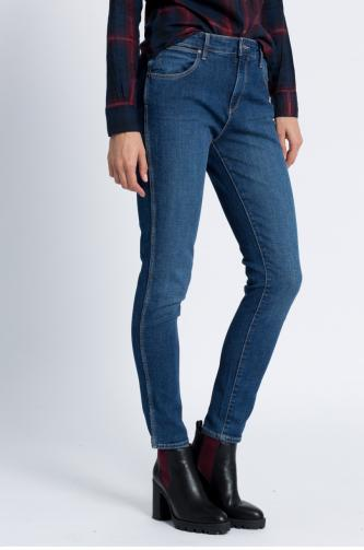 Wrangler - Džíny Boyfriend Authentic Blue