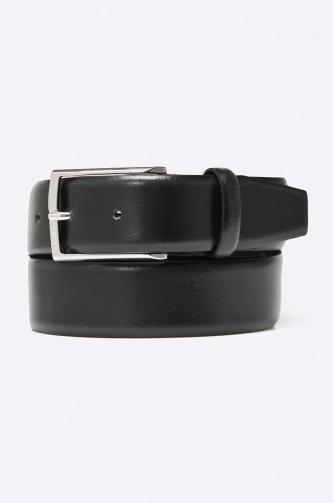 Calvin Klein Jeans - Kožený pásek Justin