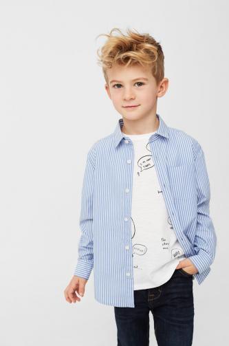 Mango Kids - Dětská košile Damian 104-164 cm