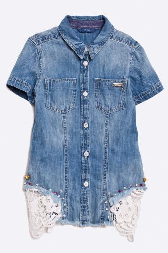 Guess Jeans - Dětská košile 118-166 cm