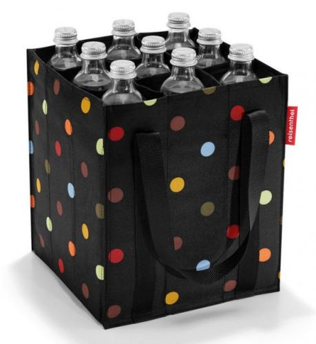 Nákupní taška na lahve Reisenthel Bottlebag Dots