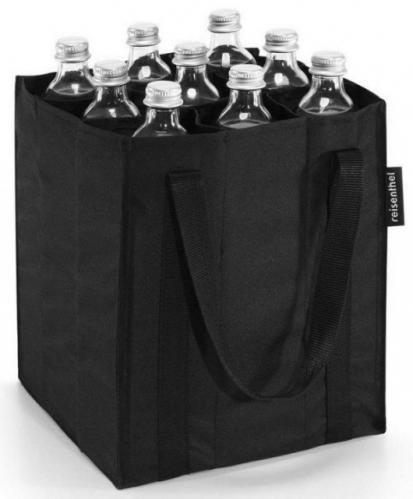 Nákupní taška na lahve Reisenthel Bottlebag černá