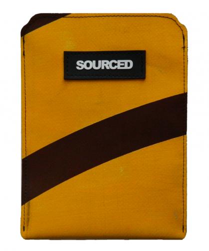Obal na iPad  mini Sourced Barva: žlutá