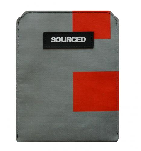 Obal na iPad  mini Sourced Barva: barevná