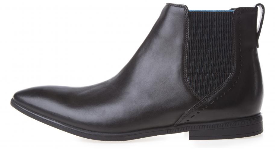Bampton Top Kotníková obuv Clarks
