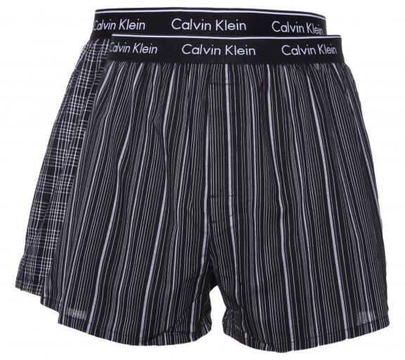 2-pack Trenýrky Calvin Klein