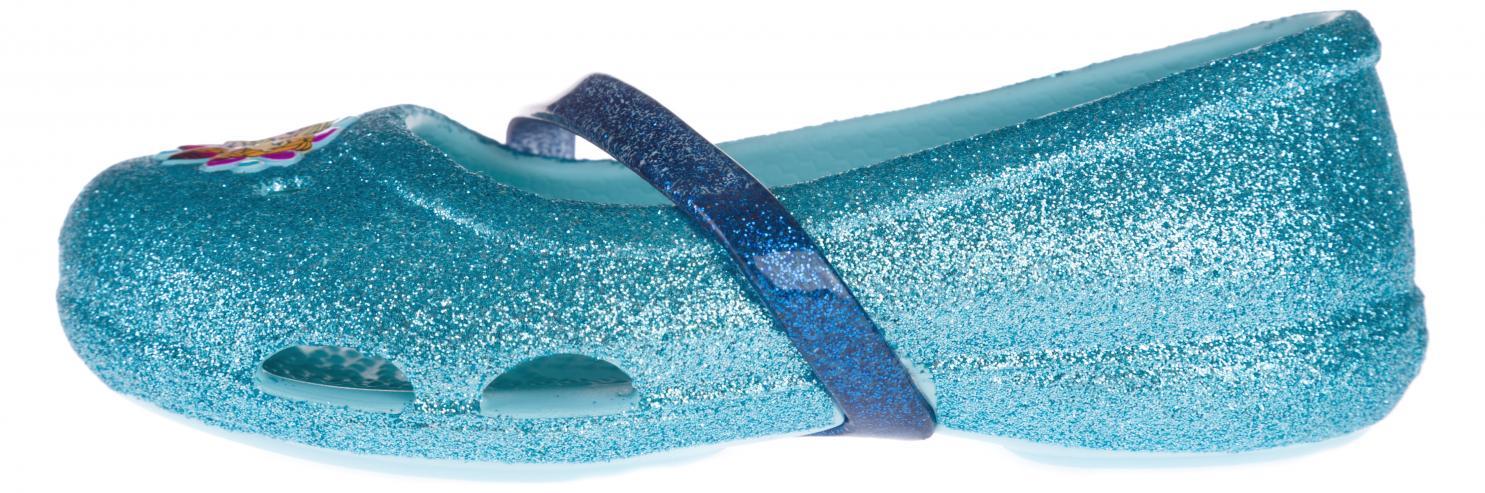 Crocs Lina Frozen™ Flat Baleríny dětské Crocs
