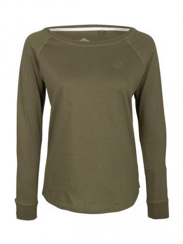 DreiMaster Dámské tričko 36707151_oliv