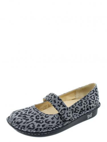 Alegria Dámské sandály FELIZ - grey leopard