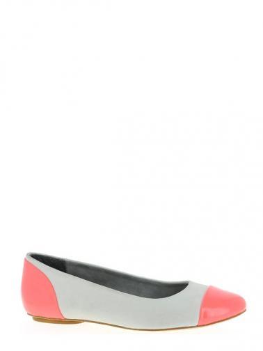Andrea Conti Dámské balerínky 1125321213_grau/pink
