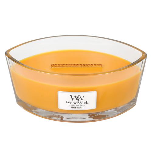 WoodWick Svíčka dekorativní váza WoodWick - Sklizeň jablek 856588