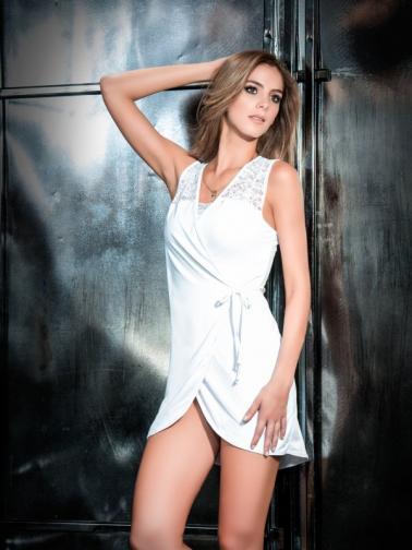 Adriana Arango Dámská košilka 7701_White